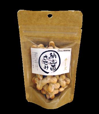 納豆菌ささみチーズ